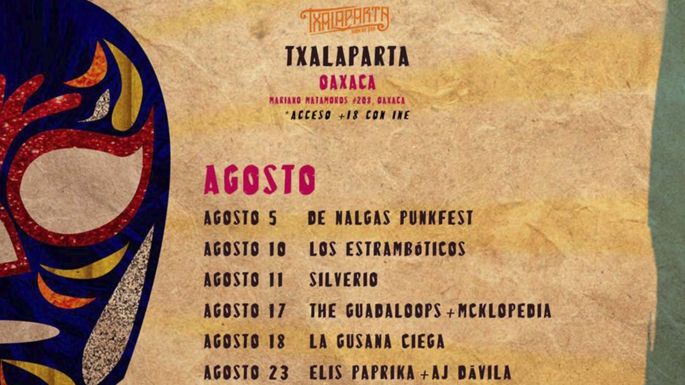 Circuito Indio (Ciclo Cuatro, Oaxaca)