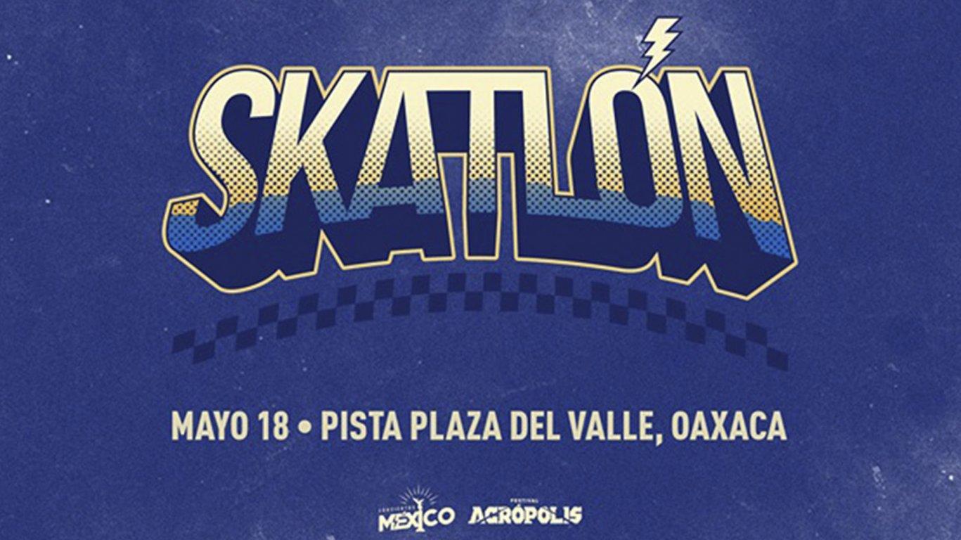 Skatlón 2019 (Oaxaca)