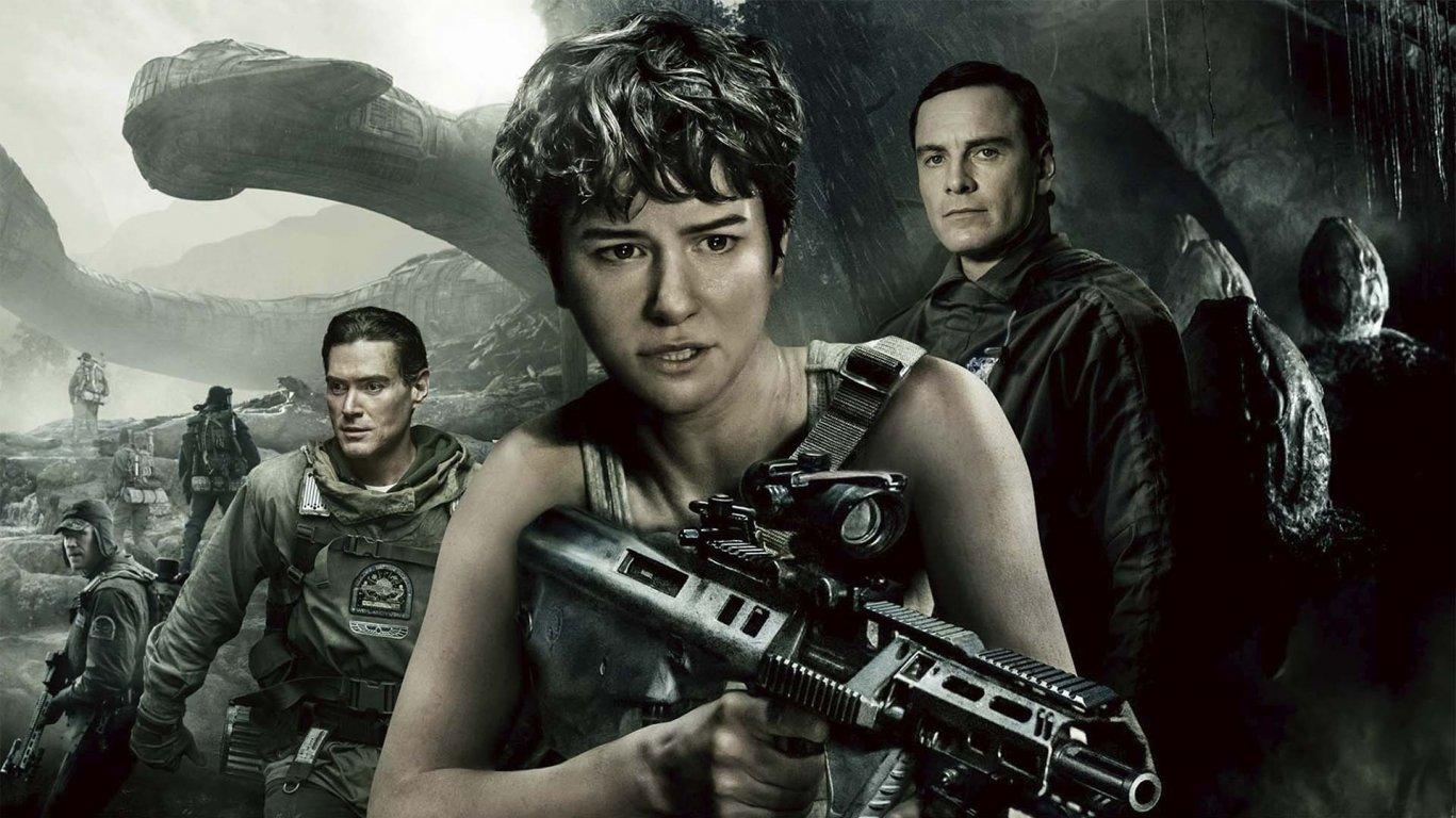 Alien: Covenant (Reseña)
